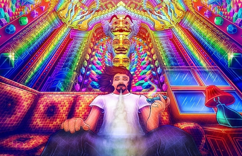 A little-known hallucinogenic drug called DMT takes people to a place that feels 'more real than real' ? here's what researchers know about it
